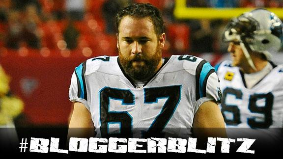 Video - Blogger Blitz: Panthers' Kalil Put on IR
