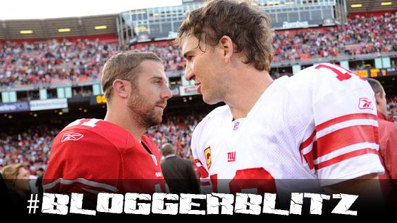 Video - Blogger Blitz: Giants at 49ers