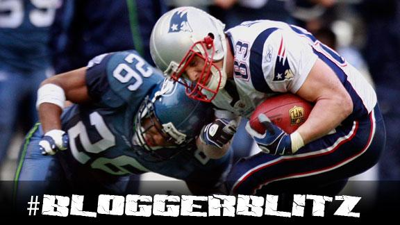 Video - Blogger Blitz: Patriots at Seahawks