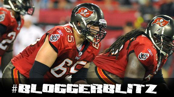 Video - Blogger Blitz: Changes to Tampa Bay's O-Line
