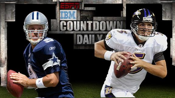 Video - Countdown Daily AccuScore: DAL-BAL