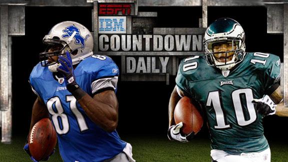 Video - Countdown Daily AccuScore: DET-PHI
