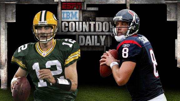 Video - Countdown Daily AccuScore: GB-HOU