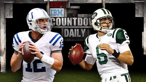 Video - Countdown Daily AccuScore: IND-NYJ
