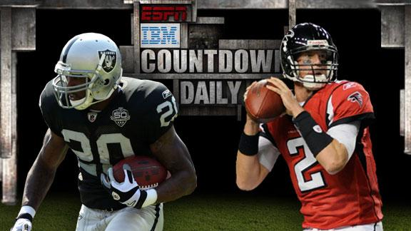 Video - Countdown Daily AccuScore: OAK-ATL