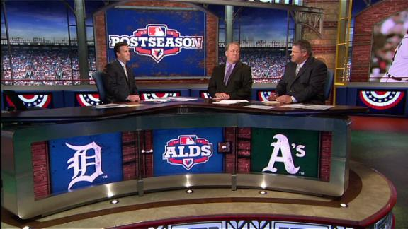 Video - Breaking Down The A's Game 3 Win