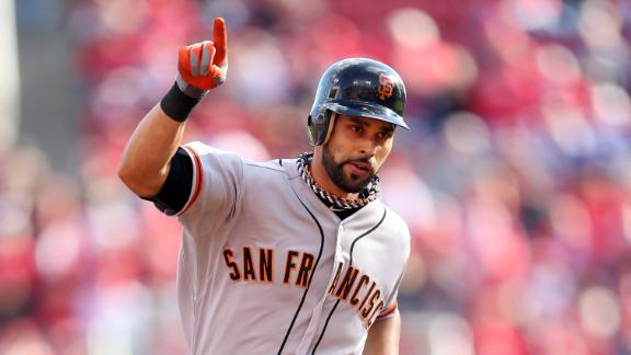 Video - Pagan Sets The Tone As Giants Even Series