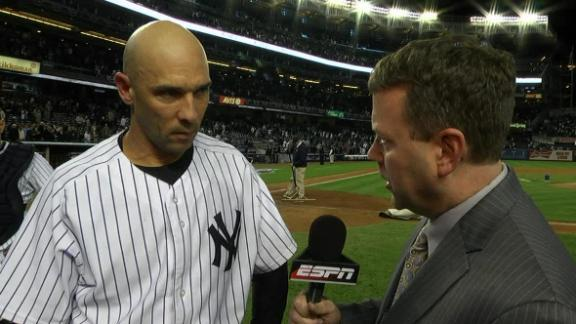 Video - Ibanez Reflects On Late Game Heroics