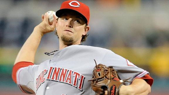 Video - Mike Leake To Start Game 4