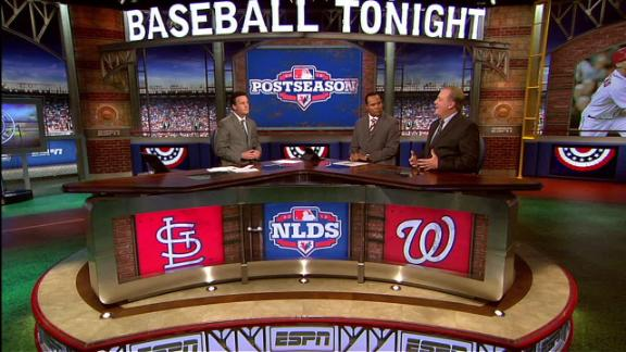 Video - Cardinals Vs. Nationals Game 4 Preview