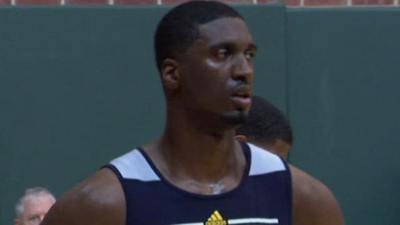 Video - Pacers Training Days