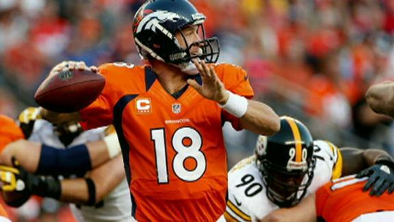 Video - Broncos Chances Vs. Chargers
