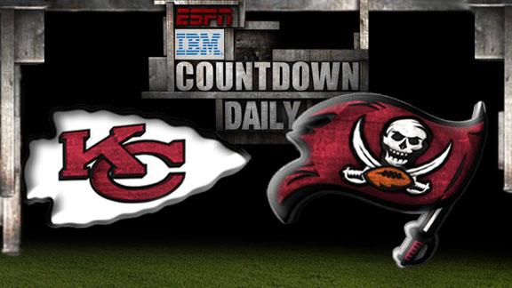 Video - Countdown Daily Prediction: Chiefs-Buccaneers
