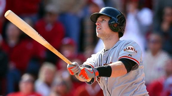 Video - Buster Posey On Giants' Win