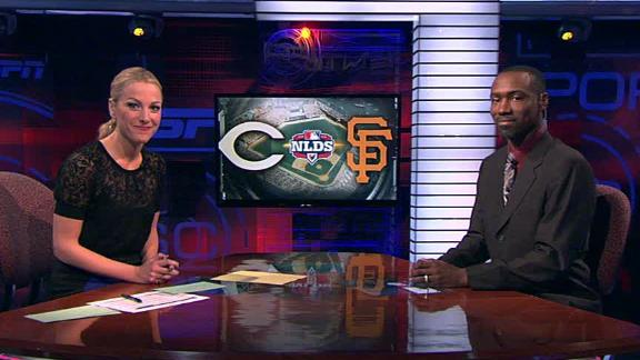 Video - Giants-Reds Game 5 Breakdown
