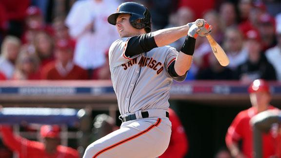 Video - Posey's Slam Powers Giants To NLCS