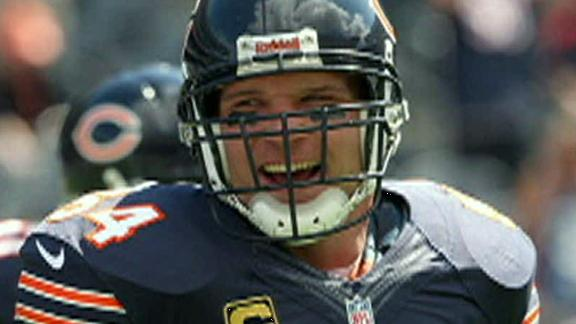 Bears' Urlacher: I'll be impact player again