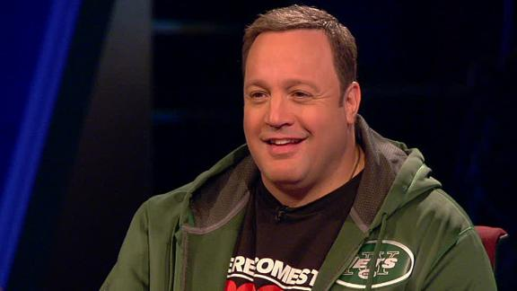 Video - Jets/Mets Talk With Kevin James