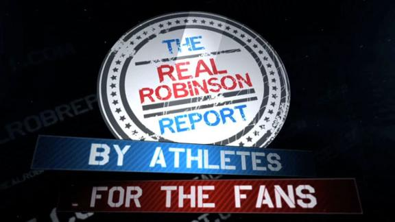 Video - Street Clothes: 'The Real Robinson Report'