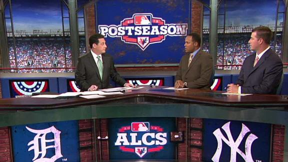 Hughes, CC to follow Kuroda in ALCS rotation