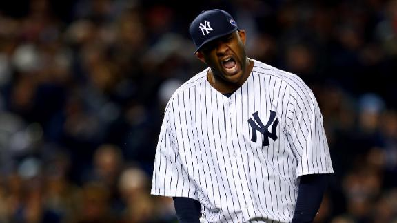 Video - CC, Yankees Advance To ALCS