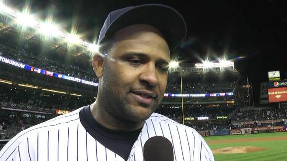 Video - CC After Tossing Complete Game