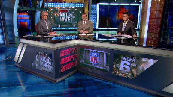 Video - NFL Live OT: Losing Teams That Can Make The Playoffs