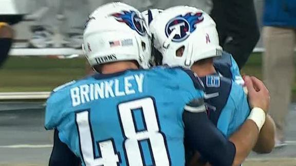 Video - Titans Rally To Top Steelers