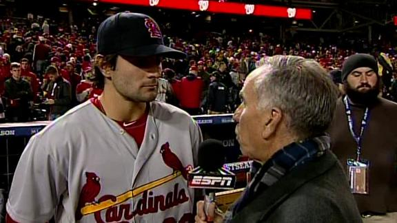 Video - Kozma On Cardinals' Epic Rally