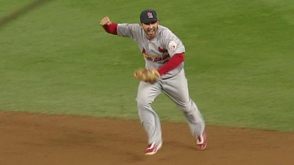 Video - Cardinals Reach NLCS With Huge Comeback