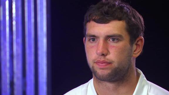 Video - Andrew Luck Conversation