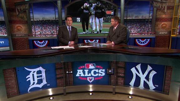 Video - Big Loss For Yankees In Game 1