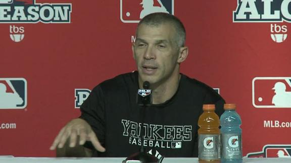 Video - Girardi Still Has Faith In Yanks