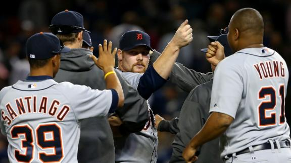 Video - Tigers Take 2-0 Series Lead