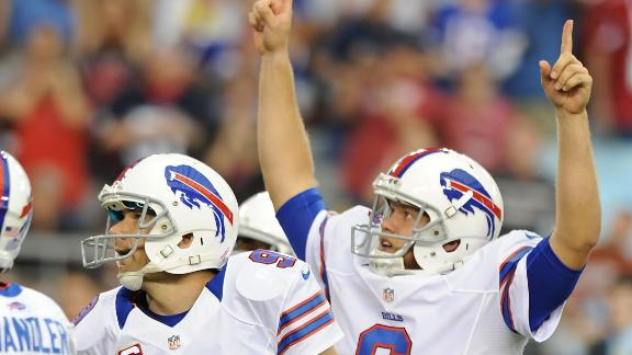 Bills snap Cards' 8-game home run with FG in OT