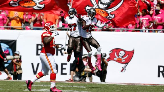 Video - Bucs Beat Up On The Chiefs, 38-10