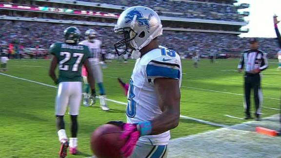Video - Lions Top Eagles In OT