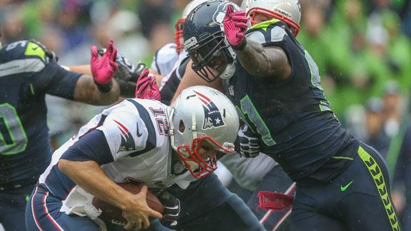 CB gloats after Seattle tops 'gimmick' Pats