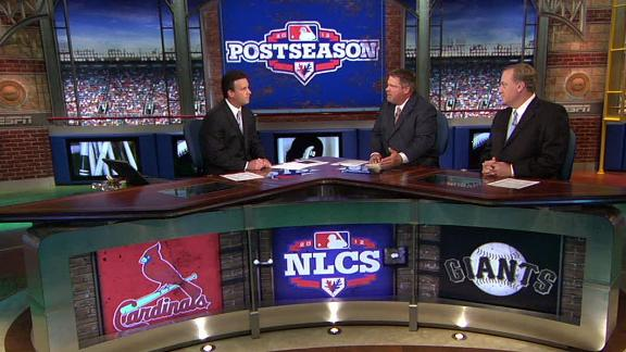 Video - Vogelsong's Performance Key In Game 2