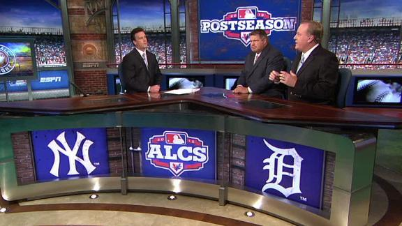 Video - ALCS Game 3 Preview