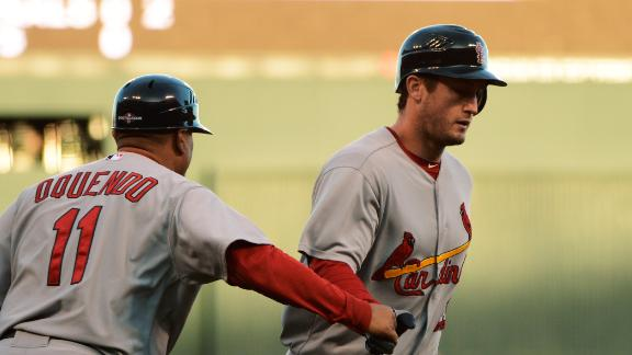 Video - Cardinals' Formula Working Again