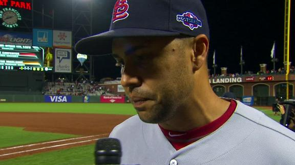Video - Beltran Comes Up Clutch