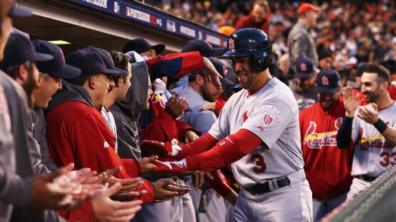 Stark: Beltran, Freese thriving in October