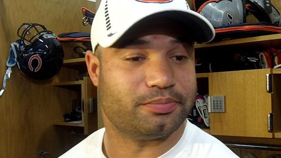 Video - Davis, Bears Pitch In For Slain Fan