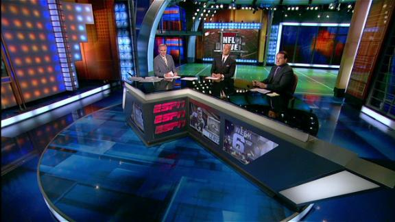 Video - NFL Live On Ray Lewis' Injury