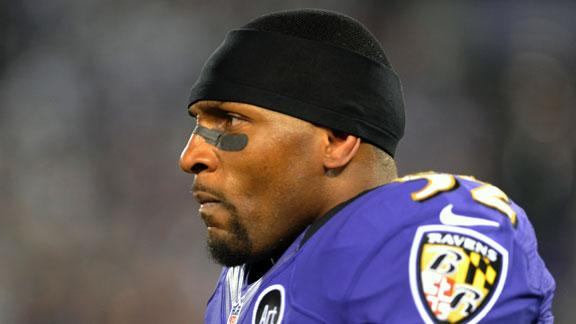 Video - Ray Lewis Out For Season