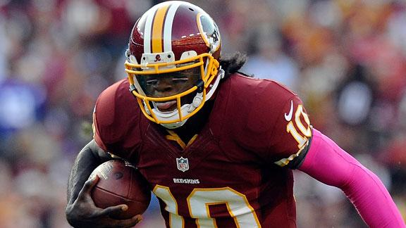 Video - Redskins A Legitimate Threat In NFC East?