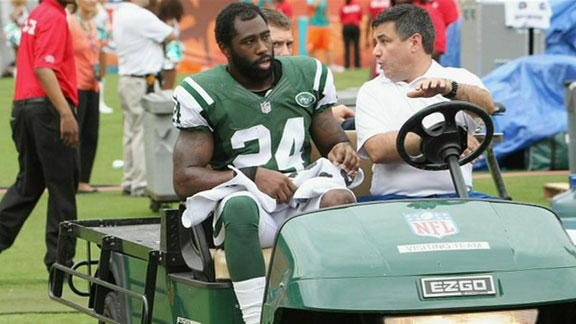Video - Revis Says He Will Return To Elite Level