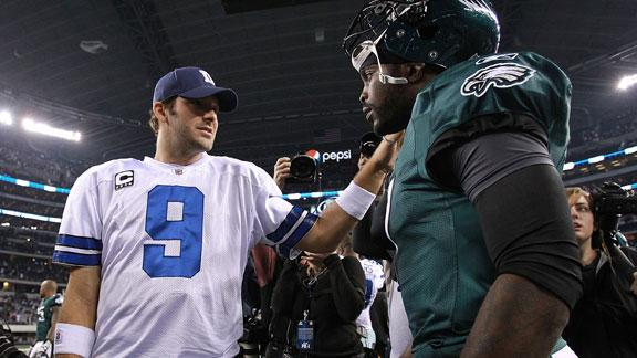 Video - Snap Decision: Vick Or Romo?