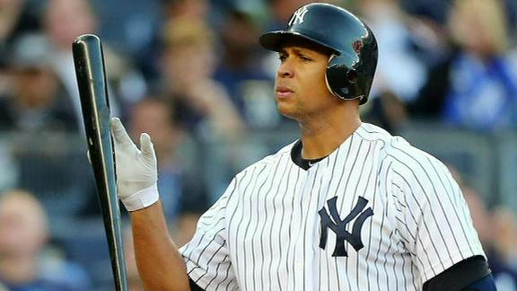 Video - Alex Rodriguez Trade Talks